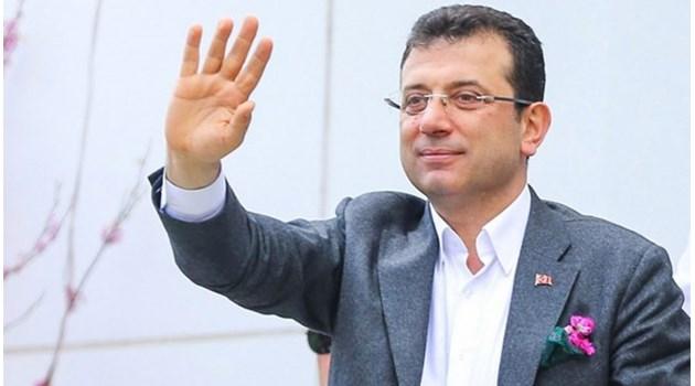 Младежът на секундата предложи на Ердоган да работят заедно, дали пък няма и да се извини, че е победил...