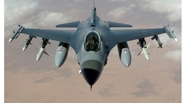 Правителството одобри сделката за F-16