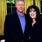 Моника Люински още пази рокля със сперма от Бил Клинтън.