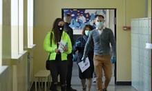Нов протест срещу маските в училище