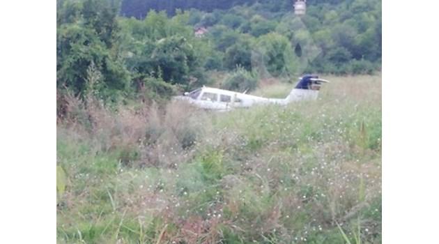 Почина един от пилотите на падналия край Шумен самолет