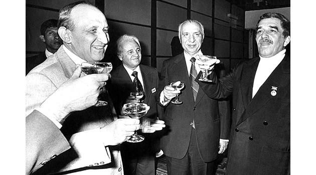 Трите напивания в живота на Тодор Живков - разкази от първо лице