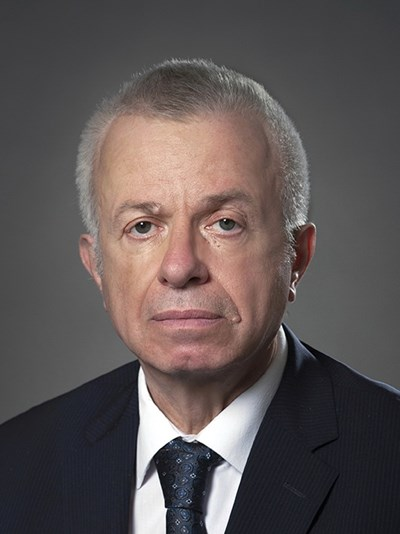 Руси Иванов. Снимка прессекретариат на президента