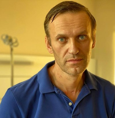 Излежаващият присъда затвор опозиционер Алексей Навални