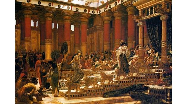 Къде е съкровището на цар Соломон?