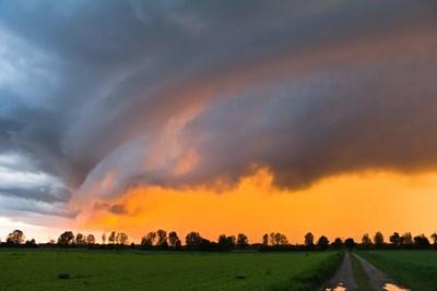 Днес се очакват силен вятър, обилни валежи и гръмотевици СНИМКА: Пиксабей
