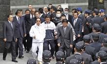 Първи осъден чрез обесване мафиотски бос в Япония