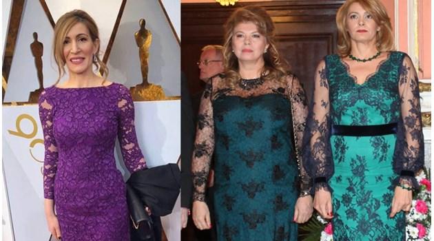 Взривоопасни тоалети: Радева, Йотова и Ангелкова в най-актуалните цветове от Седмиците на модата в Ню Йорк и Лондон