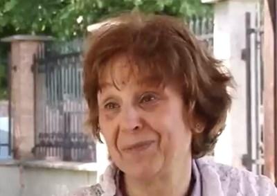 Майката на Боян Петров  Кадър: Нова телевизия