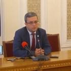 Депутатът Тома Биков от ГЕРБ
