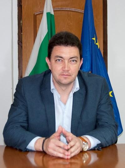Димитър Бръчков, кмет на община Петрич.