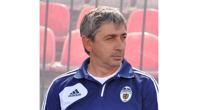 """Шок! Треньор на """"Верея"""" гори доживот за черно тото в Украйна"""