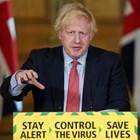 В края на март консервативният министър-председател Борис Джонсън и министърът на здравеопазването Мат Ханкок дадоха положителни проби за Ковид-19.