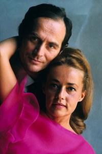 Единственото нещо, за което Карден съжалява е, че с Жана Моро не са имали деца.