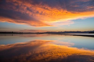 """Езеро в парка """"Йелоустоун"""" Снимка: Pixabay"""
