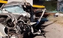Три експертизи ще доказват причините за катастрофата с 6 жертви до Казанлък