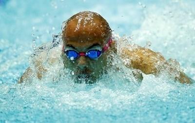 В най-много дисциплини в Глазгоу – 5, е заявен Антъни Иванов, за когото това ще е дебютно континентално първенство на малък басейн. Снимка РОЙТЕРС