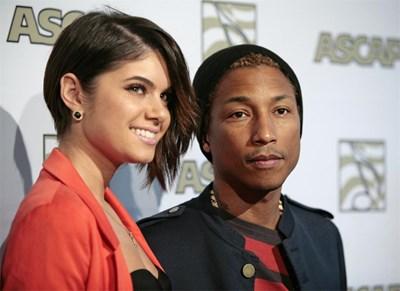 ЛаБел на наградите за R&B музика в Лос Анджелис миналата година.