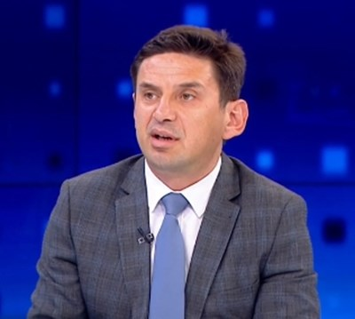 Заместник-председателят на парламентарната група на ДПС Халил Летифов КАДЪР: БНТ