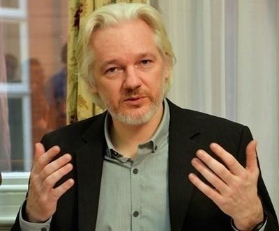Основателят на Уикилийкс Джулиан Асандж СНИМКА: Ройтерс