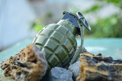Експерити установили, че ръчната граната в Шумен е учебна и няма опасност от взрив. СНИМКА: Pixabay