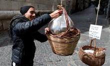 Как мафията в Италия печели от коронавируса