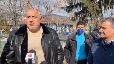 Борисов: Нашата предизборна кампания е лесна - показваме само работа, работа, работа (Видео)