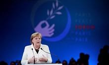 Меркел в Париж: Европейският проект за мир отново е под въпрос