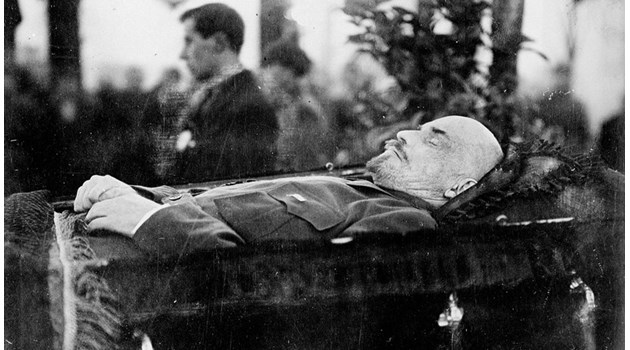 Преди 96 години умира Ленин. Още спорят какво го е убило