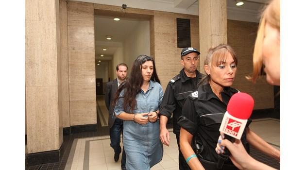 Бившата съдийка Мария Иванова престоя в ареста само 3 дни, освободиха я с подписка