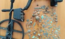 Спецакция в Ямболско, иззеха археологически находки и наркотици (Снимки)