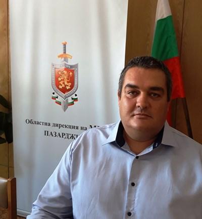 Коронавирусът погуби зам. -директора на полицията в Пазарджик