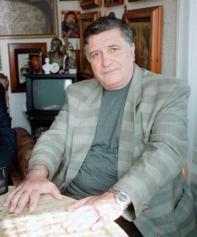 Тодор Айвазов, чието име също бе замесено в атентата. СНИМКА: Авторката