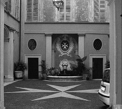 Дворецът на Малтийския орден, вътрешен изглед