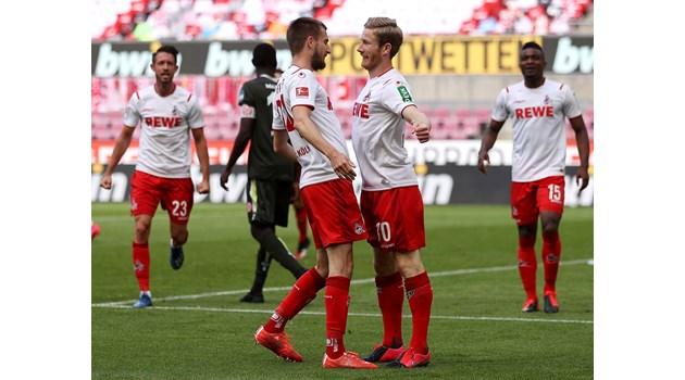 Германският футболен шампионат започна отново след близо 2 месеца прекъсване