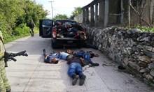 3188 трупа в най-кървавата нарковойна в Мексико