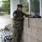 Атанас Секулов на портала на военното формирование в Благоевград