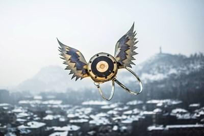 """Един от най-ефектните модели на """"Клошар"""" е с крила"""