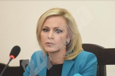 Говорителят на главния прокурор Сийка Милева СНИМКИ: Велислав Николов СНИМКА: 24 часа