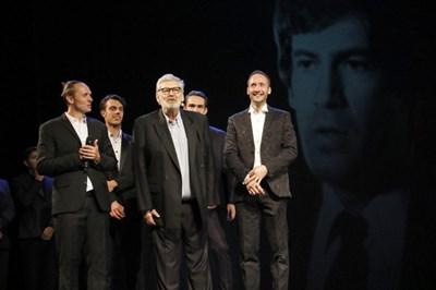 Стефан Данаилов бе един от неуморните двигатели на театралния фестивал.