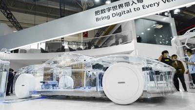 Пекин показа най-доброто от електрическите автомобили