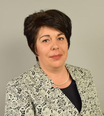 Виолета Коритарова Снимка: Министерство на регионалното развитие и благоустройството.