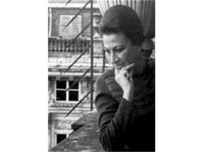 Една от малкото запазени снимки на Веселина Георгиева. СНИМКИ: АРХИВ