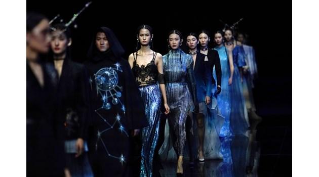 Седмицата на модата в Китай