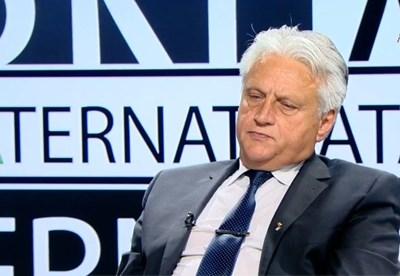 """Бойко Рашков в предаването """"Алтернативата"""". Кадър TV1"""