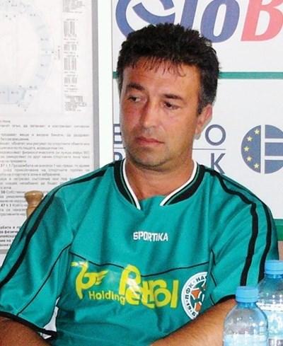 Владимир Стоянов. Снимка Архив