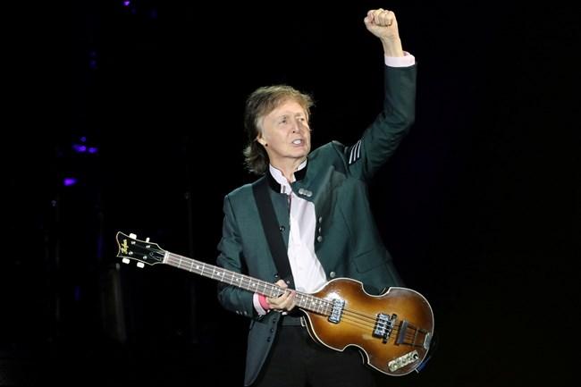 Легендата Пол Маккартни също ще се включи в концерта,