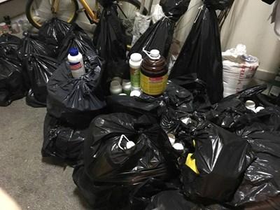 5d626ac6802 Иззеха контрабандни препарати за растителна защита на ГКПП