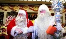 Коледа на Запад и на Изток