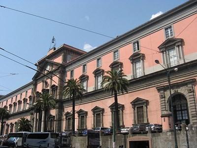 Националният археологически музей на Неапол. Снимка: Уикипедия/Istvanka